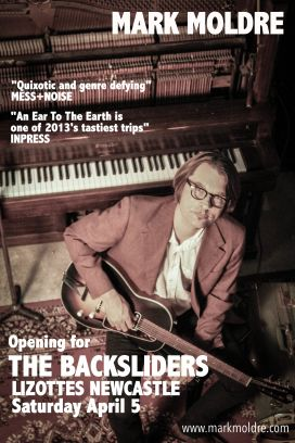 Backsliders Poster